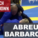 Match Breakdown: Roberto Abreu vs Fabricio Barbarotti (2018)