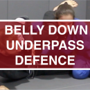 The Belly Down Under Pass Defence