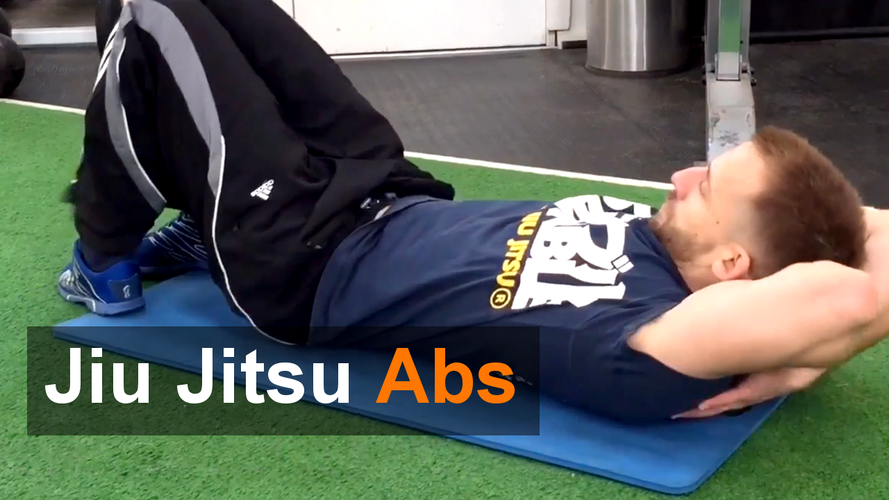 Jiu Jitsu Abs | BJJ Specific Ab Workout