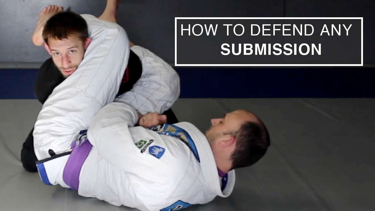 How To Defend Any Submission