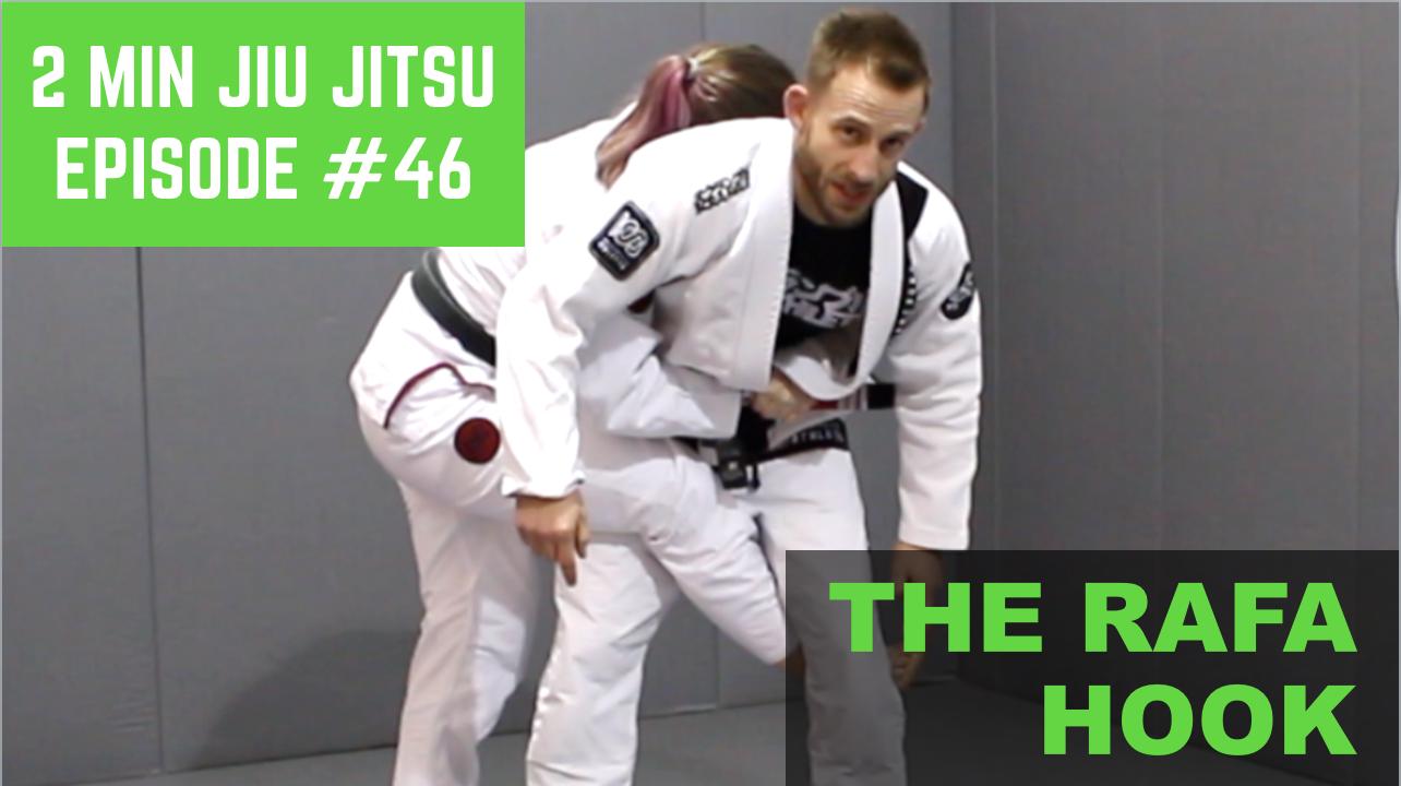 2 Minute Jiu Jitsu Ep.46: The Rafa Hook