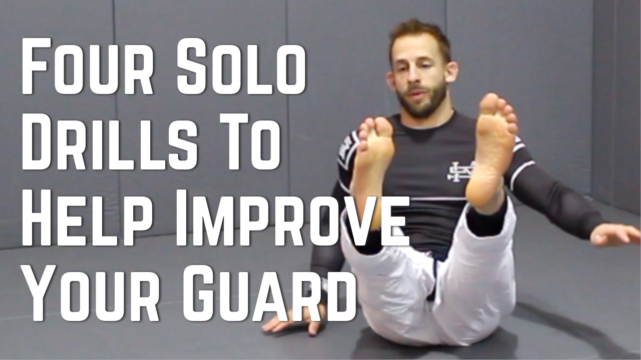 Four Solo Drills To Help Improve Your Guard