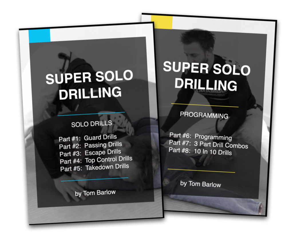 Super Solo Drilling Covers