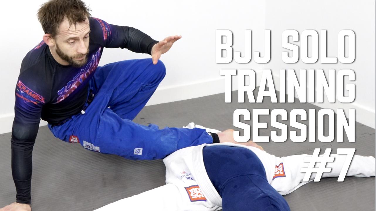 Solo Training Session pt7