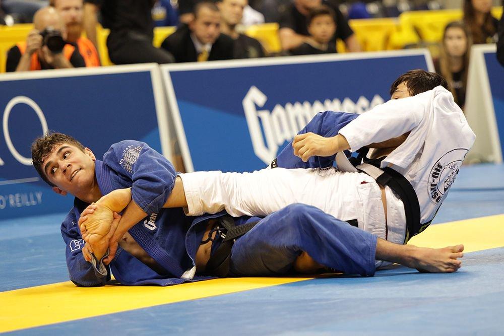 Archive: Crunching the number to improve your Jiu Jitsu!